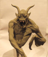 demon WIP by BOULARIS