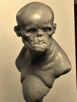 Zombie mutant. by BOULARIS