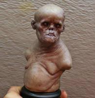 Mutant zombie by BOULARIS