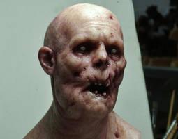 zombie closeup by BOULARIS