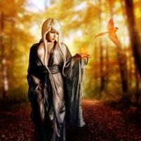Rising Fall by MelanieMaterne