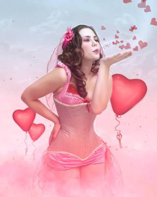 ... in LOVE by MelanieMaterne