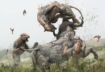 B5 Buffalo Defense by CrazyAsian1