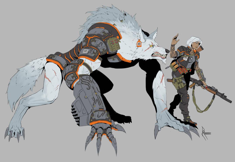 Lycans: Alpha by CrazyAsian1