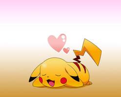 Pikachu by bilgeevrw