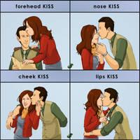 Inception - AxA Kiss Meme by JadeRaven93