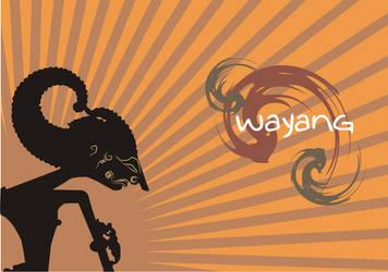 Wayang by shambuforfree