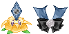 Icons for wildc5rd by merelei