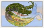 Tree Spirit by jeighdeigh