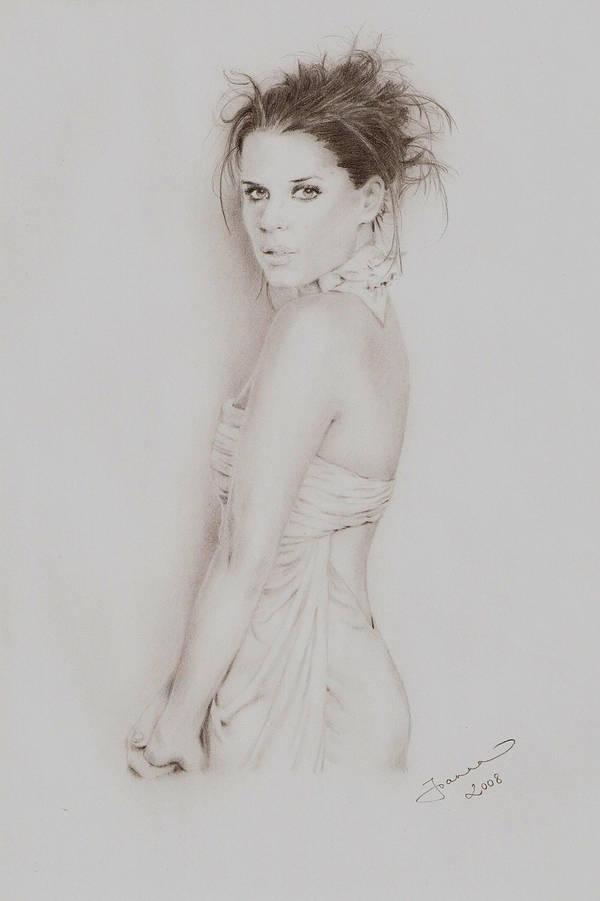 Neve Campbell by JoannaMoory