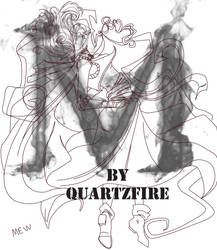 Summonings-Line work by QuartzFire