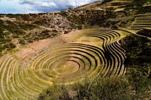 Moray - Inca Ruins 4 by LLukeBE