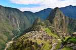 Machu Picchu - Going to Inca Puente by LLukeBE