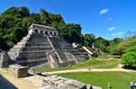 Palenque - Temple of Inscriptions by LLukeBE