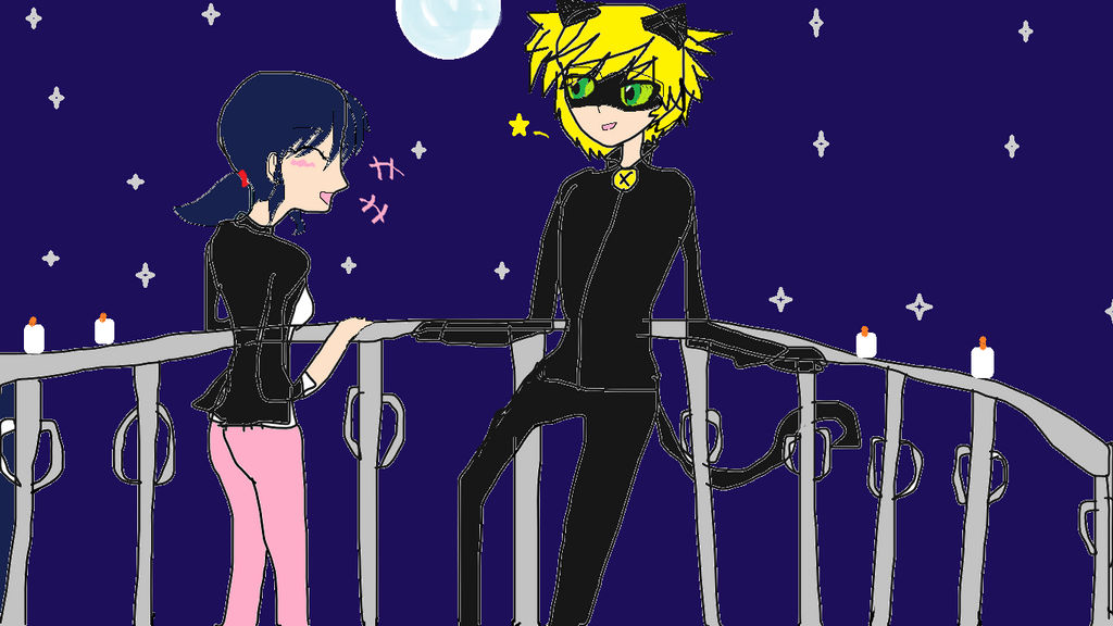 Marichat Balcony by princesskisa