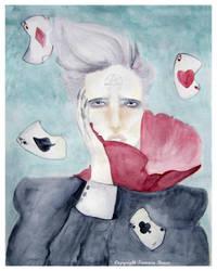 Tarot reader by Sevora