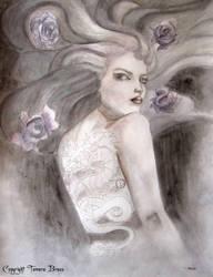 White Dragon by Sevora