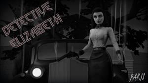 Detective Elizabeth by 07basto07