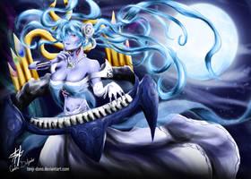 Sona, La Novia Cadaver - Corpse Bride Sona by Tenji-dono