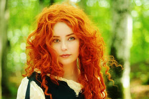 Merida - Brave 4 by StarbitCosplay