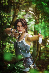 Lara Croft by StarbitCosplay
