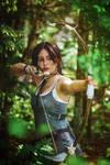 Lara Croft by StarbitCosplay