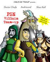 CPSN - Evil Plan by feadraug