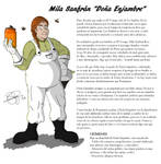 Mila Sanfran by feadraug
