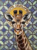 Giraffa Camelopardalis by kafine