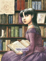 Library by kafine