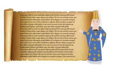 Illustration Sophia castle Doornenburg by Wolfskull1996
