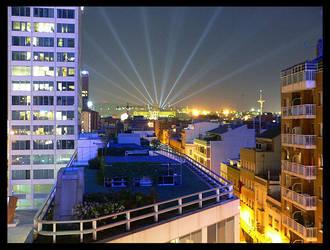 Barcelona Nights by razua