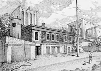 Old House by defart83