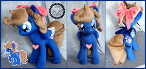 + Plush Commission: Midnight Luna + by LionCubCreations
