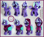 + Plush Commission: Sniper Knighter + by LionCubCreations