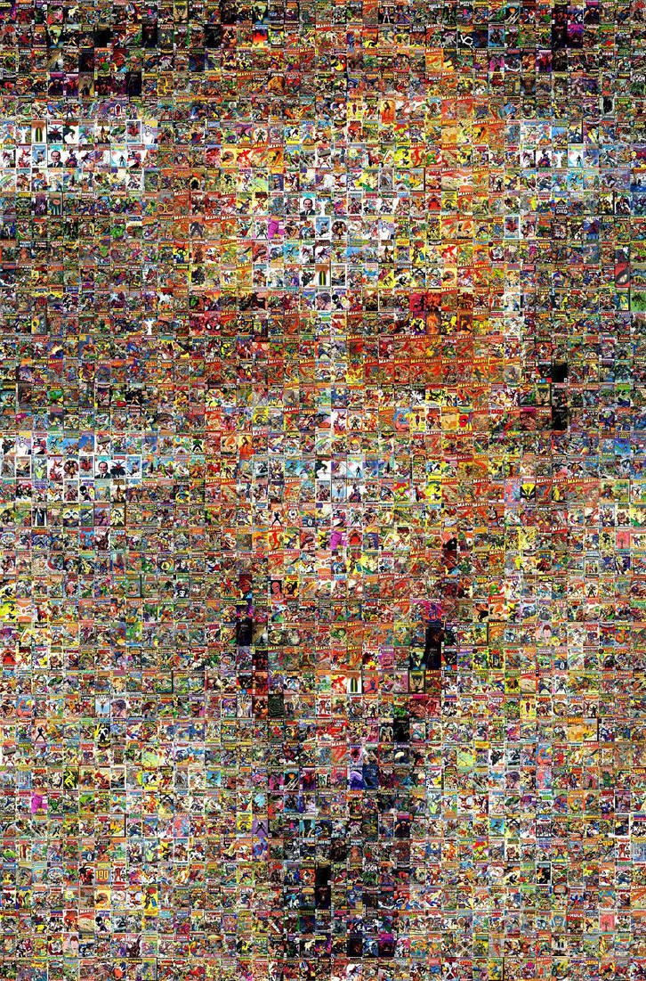 The Marvel-ous Stan Lee by magigrapix