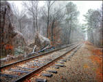 Snow Fell on Alabama 2 by existentialdefiance