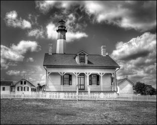 Tybee Island Lighthouse by existentialdefiance