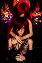 Radiant Wings by HermetismeDetre