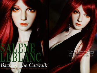 Back on the Catwalk by HermetismeDetre