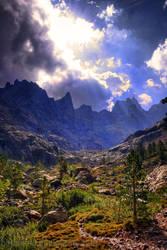 Cintu Foothills by Cellshots