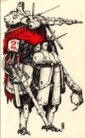 Crimson Guard by Tsugomori