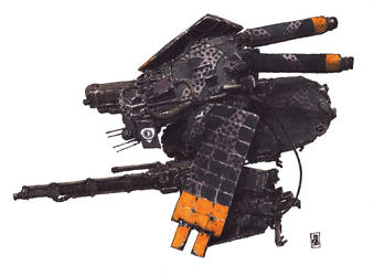 Zerog Mk II by Tsugomori