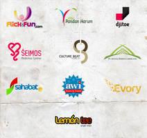 4th LogoFolio by hazelblade
