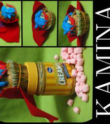Kamina: Stud Muffin by SnapdragonSoda