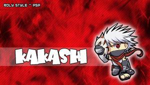 PSP - Kakashi01 by Roly90
