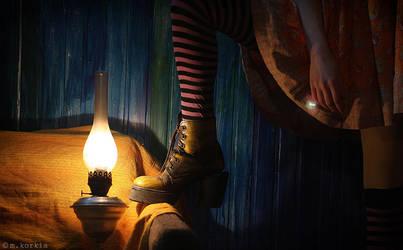 Decadent Light by yama-dharma