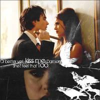 Kiss me. by galato
