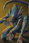 Alien by YuliaPW