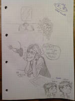 Night Vale sketch by Thea0605